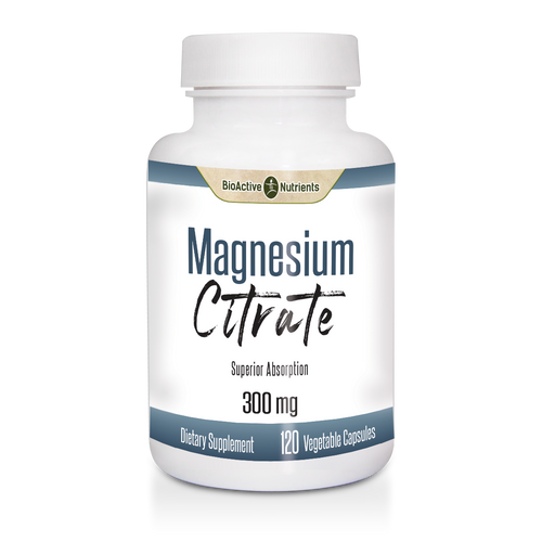 Gluten-free   Yeast-free   Animal-free Magnesium Citrate is the preferred form of Magnesium for absorption and bioavailability. It helps normalize the levels of many important nutrients, and it supports: Regularity*, Bone health*, Normal muscle function*, Healthy cardiovascular system*
