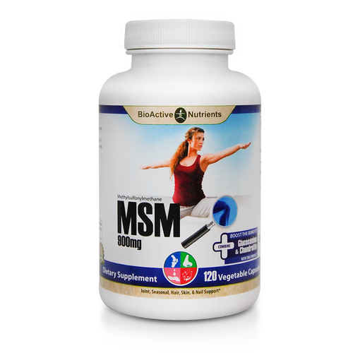 Although nutritional supplements do not expire, MSM is near its best by date of October 2019. We will not accept returns.  Gluten-free | Animal-free MSM plays a vital role in maintaining healthy connective tissue, joints, tendons, and cartilage. This sulfur rich compound produces generous quantities of collagen and keratin, both of which are vital for healthy hair, skin and nails and also provides: Joint, Muscle & Cartilage Support*, Joint Flexibility & Mobility Support*, Inflammation Support*, Seasonal Support*