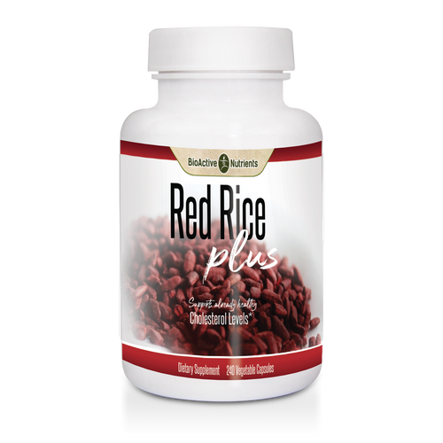 Red Rice Plus is expertly formulated with a variety of vitamins, minerals, amino acids, herbs and spices that work together to support: Already healthy cholesterol levels*