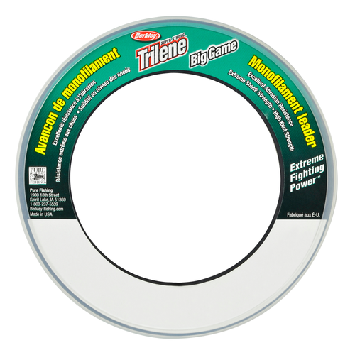BERKLEY® TRILENE BIG GAME MONO LEADERS