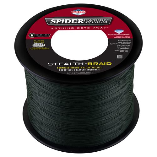 SpiderWire Stealth® Bulk Small Spool - Green