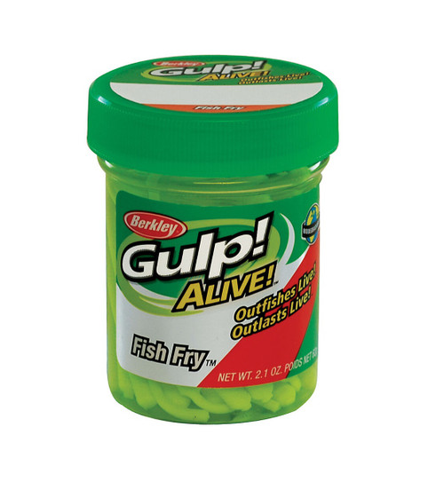 Gulp! Alive!® Fish Fry