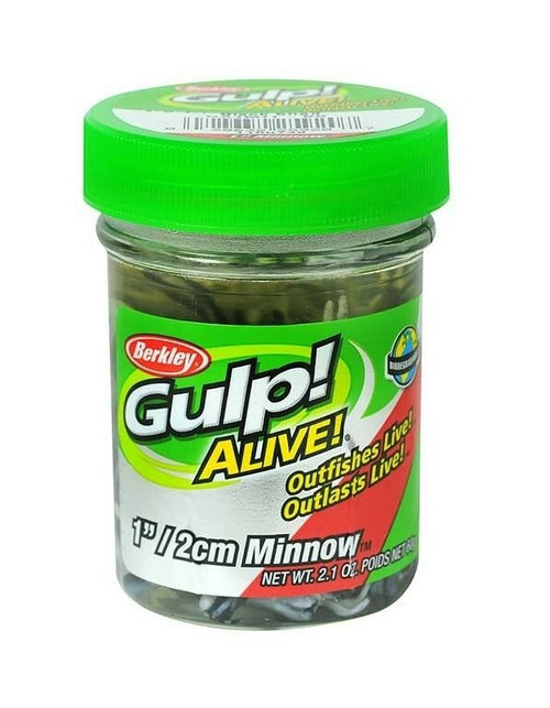 Gulp! Alive!® Minnow Jar