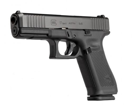 """Glock 17 Gen5 9mm 17 round 4.49"""""""