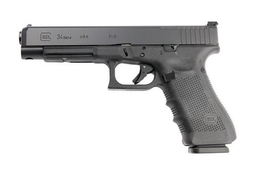 """Glock 34 Gen4 9mm 17 Round 5.31"""""""