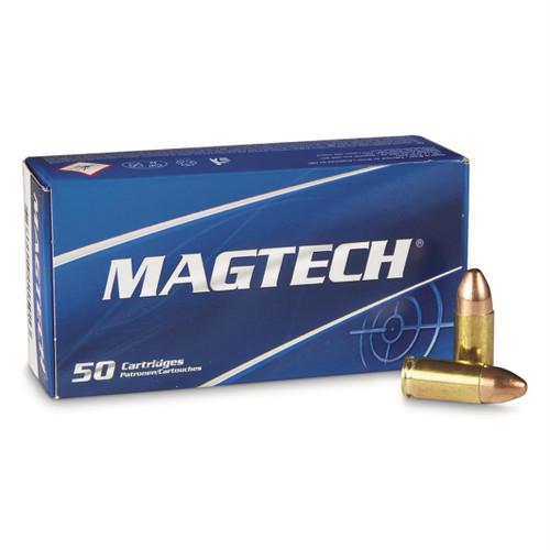 Magtech 9mm 115gr 50 Rnd