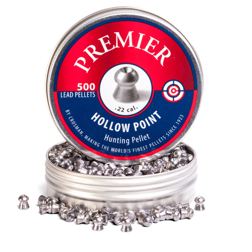 Crosman Hollow Point Pellet (.22)