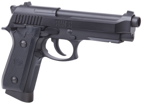 Crosman CO₂ Powered, Full Auto Blowback BB Air Pistol