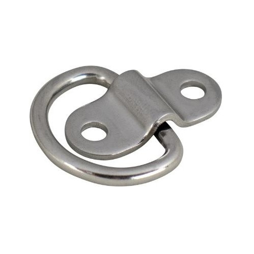 Sea-Dog Stainless Steel Folding D-Ring 2""