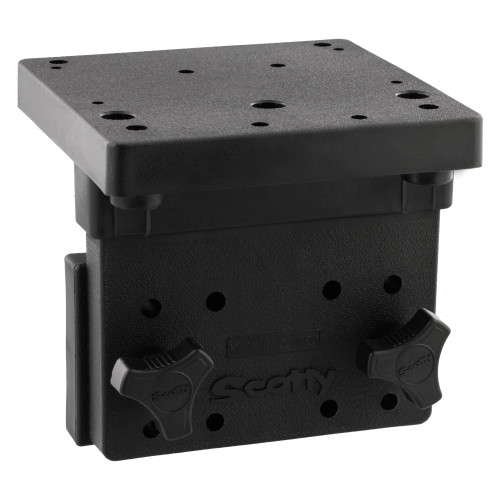 Scotty Right Angle Side Gunnel Mount 1025
