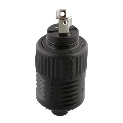Scotty 12V Downrigger Plug by Marinco 2127