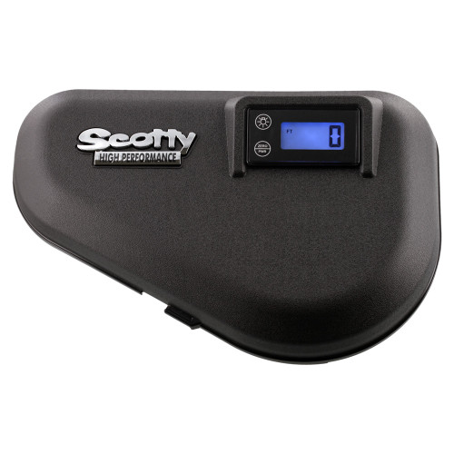 Scotty HP Replacement Lid with LCD Counter  2133