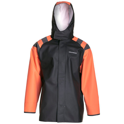 Grundens Balder Hooded Commercial Fishing Jacket