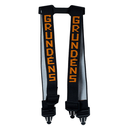 Grundens Replacement Suspenders for Fishing Bibs