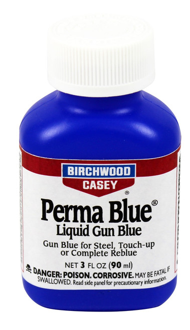 Birchwood Casey Perma Blue Liquid Gun Blue 3 oz. Bottle