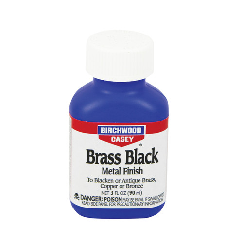 Birchwood Casey Brass Black Touch-Up 3 oz. Bottle