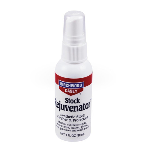 Birchwood Casey Stock Rejuvenator Cleaner and Protectant 2 oz. Pump