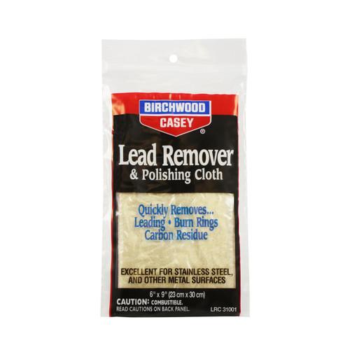 Lead Remover & Polishing Cloth