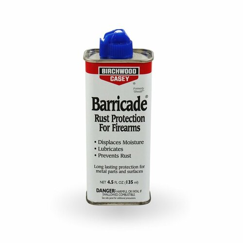 Birchwood Casey Barricade Rust Protection 4.5 oz. Spout Can