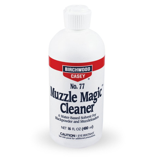 Birchwood Casey Muzzle Magic No.77 Cleaner 16 oz. Bottle