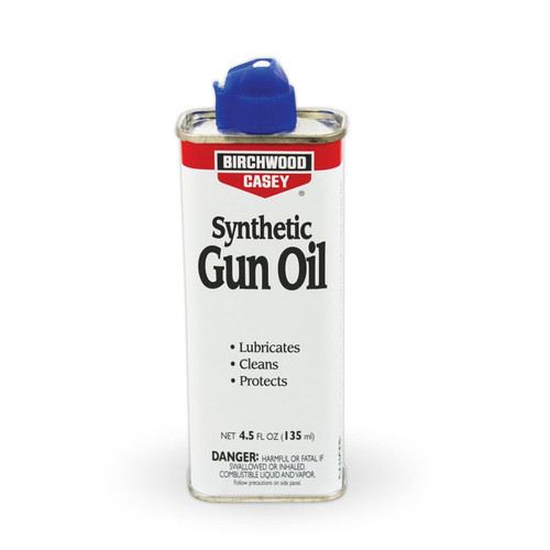 Birchwood Casey Synthetic Gun Oil 4.5 oz. Spout Can