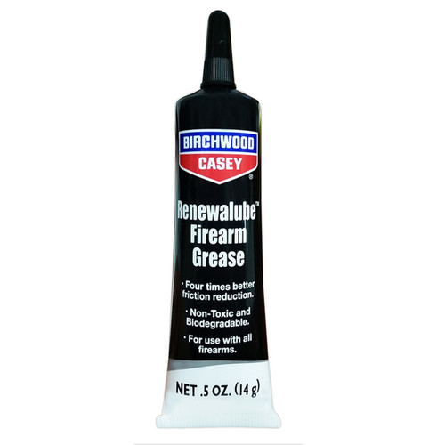 Birchwood Casey Renewalube Firearm Grease .5 oz. Squeeze Tube