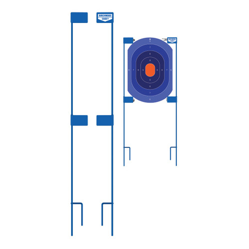 "Birchwood Casey 36"" Adjustable Target Stakes"