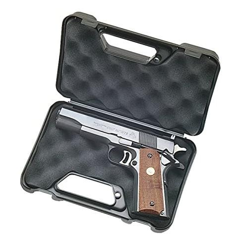 MTM Pocket Pistol Case Black 803-40