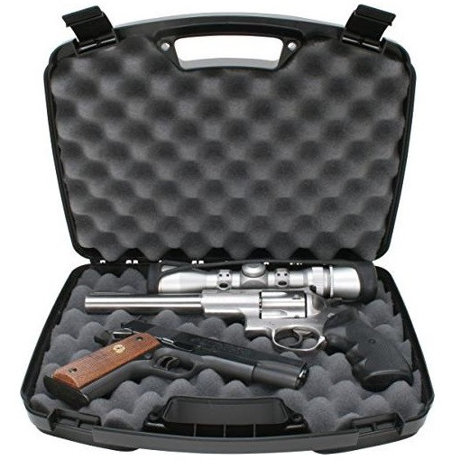 MTM 2-Pistol Handgun Case