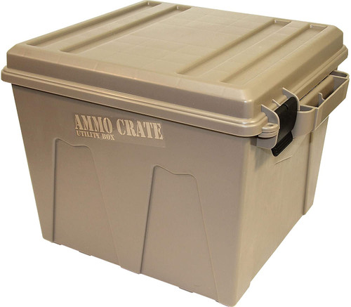 "MTM 12"" Deep Ammo Crate Utility Box"