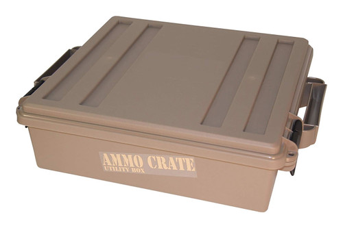 "MTM 5"" Deep Ammo Crate Utility Box"