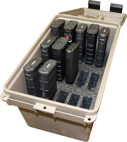 MTM Tactical Magazine Can for AR15