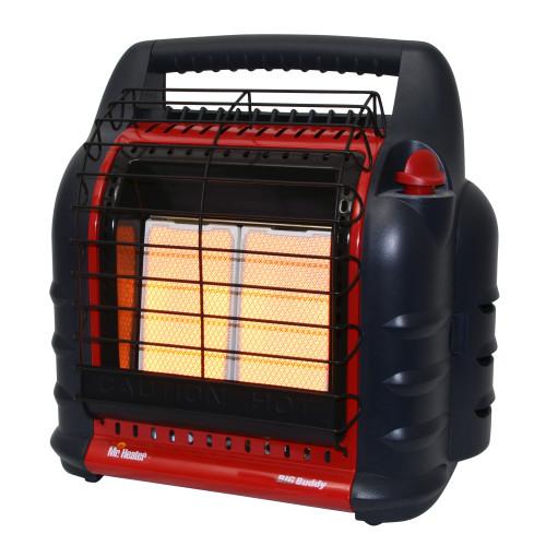 Mr Heater Big Buddy Portable Heater