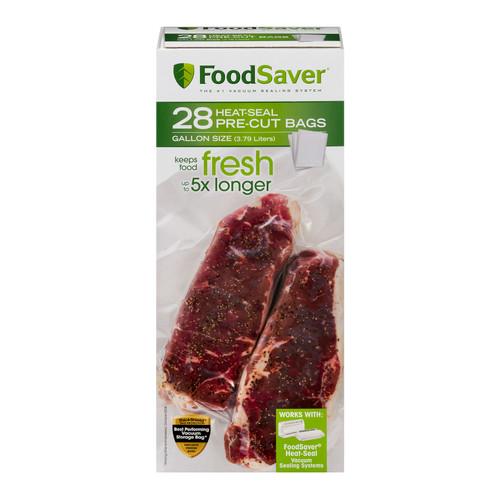 FoodSaver 28 Gallon Size Vacuum-Seal Bags