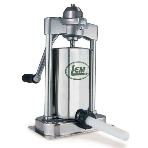 LEM Mighty Bite 5LB Vertical Sausage Stuffer