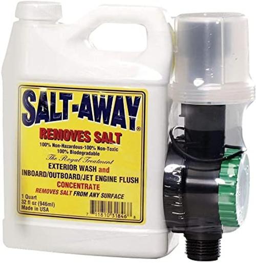 Salt Away Mixer Combo