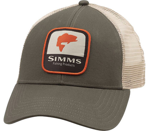 Simms Bass Trucker Cap