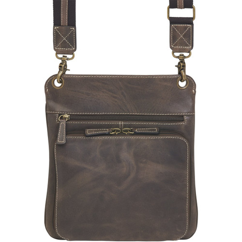 Conceal Carry Vintage Cross Body Bag