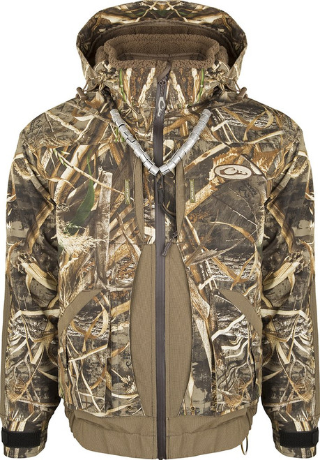 Drake Guardian Elite Boat & Blind Jacket - Insulated