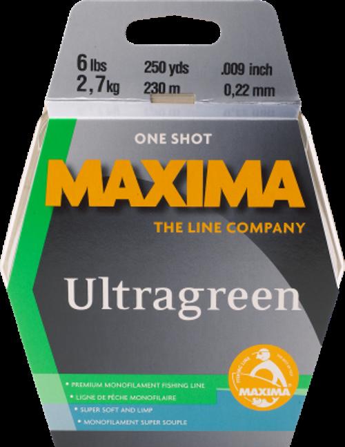 Maxima Ultragreen One Shot 250 Yards