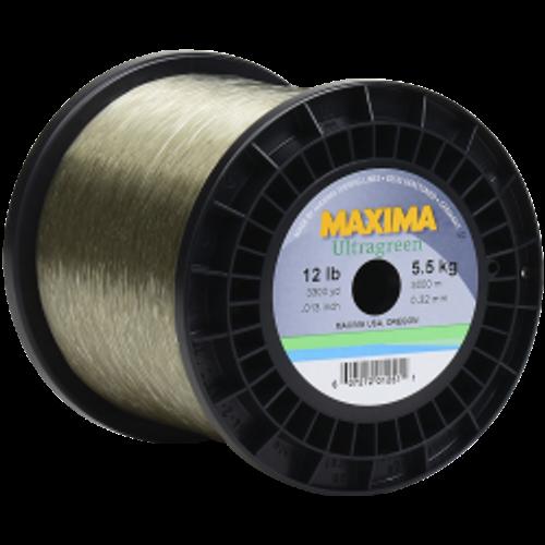 Maxima Bulk Spool Green