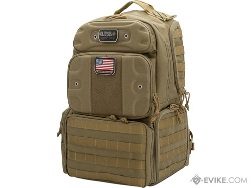 GPS Tactical Range Bag
