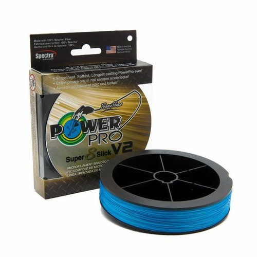 Power Pro Slick Marine Blue (150 Yards)