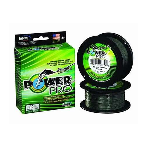 Power Pro Moss Green (300 Yards)