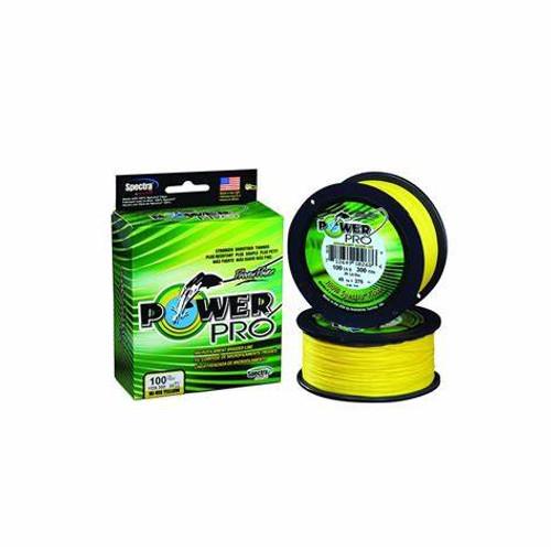 Power Pro Hi-Vis Yellow (150 Yards)