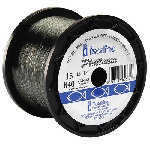 Izorline Green Platinum 1/4lb Spool