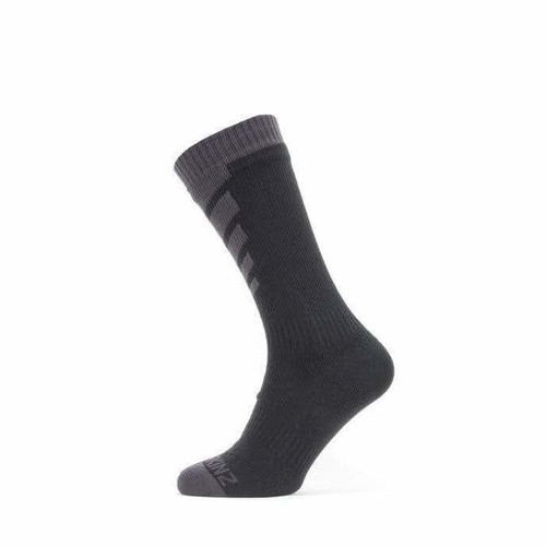 SealSkinz Warm Mid-Rise Sock