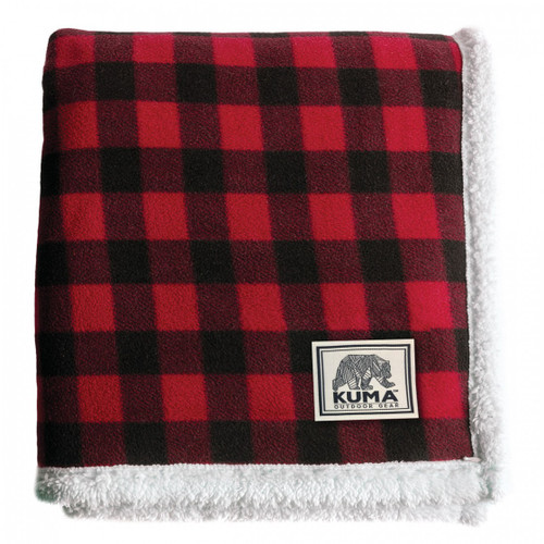 Kuma North Bay Fleece Blanket
