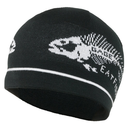 "Grundens ""Eat FIsh"" Beanie"