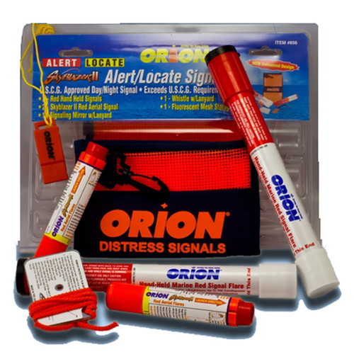Orion Coastal Alert/Locate Marine Signal Kits